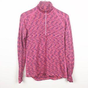Athleta   Mendoza 1/2 Zip Spacedye Pullover